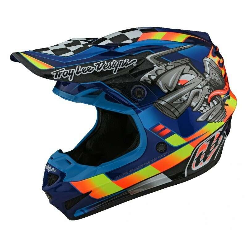 Troy lee Of-Road Helmets