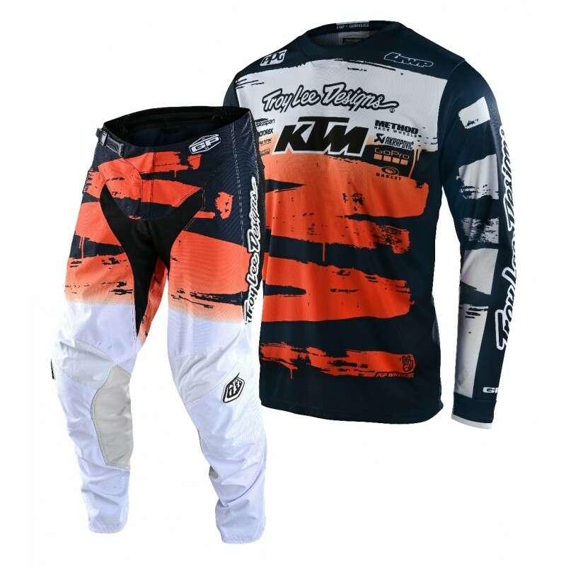 KTM Motocross Kit Troy Lee Designs