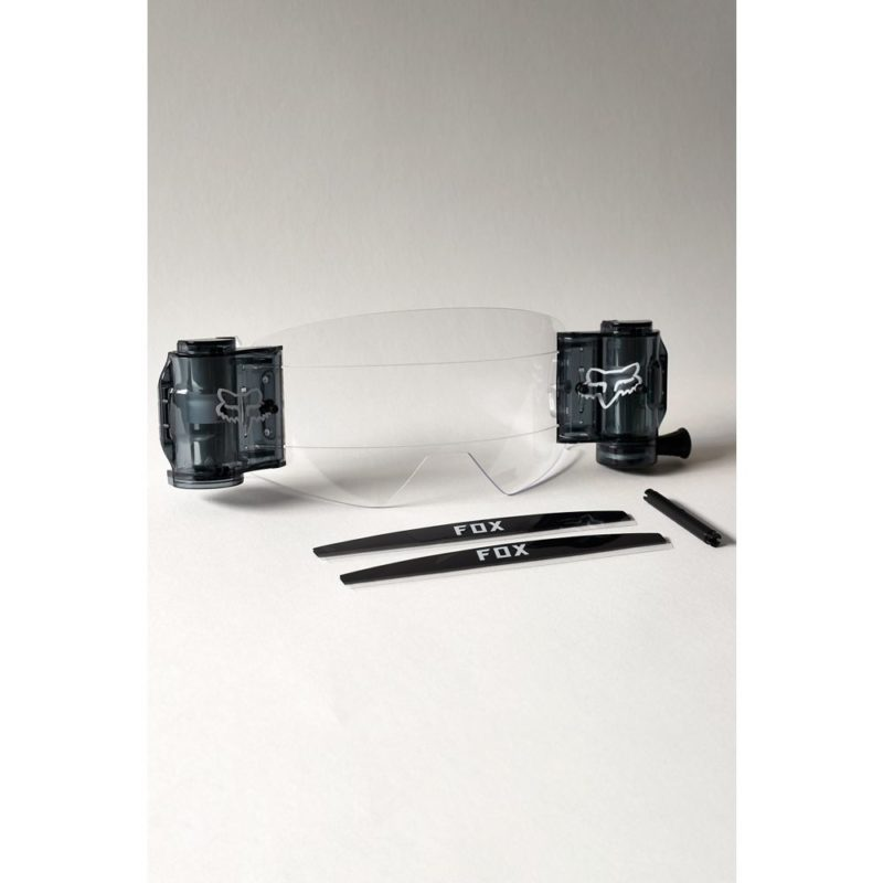 Fox Racing Vue roll off system