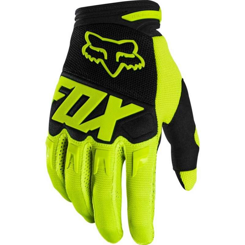 New Kids Fox Racing Gloves