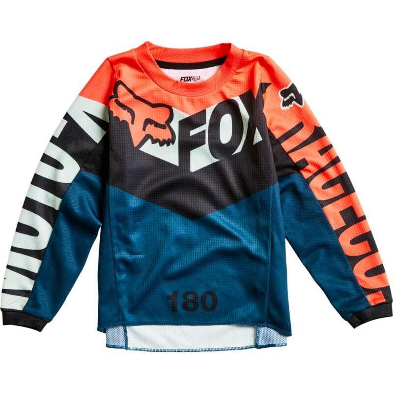 2022 Fox Kids 180 Trice Jersey