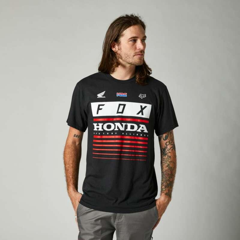 Fox Racing Honda T Shirt