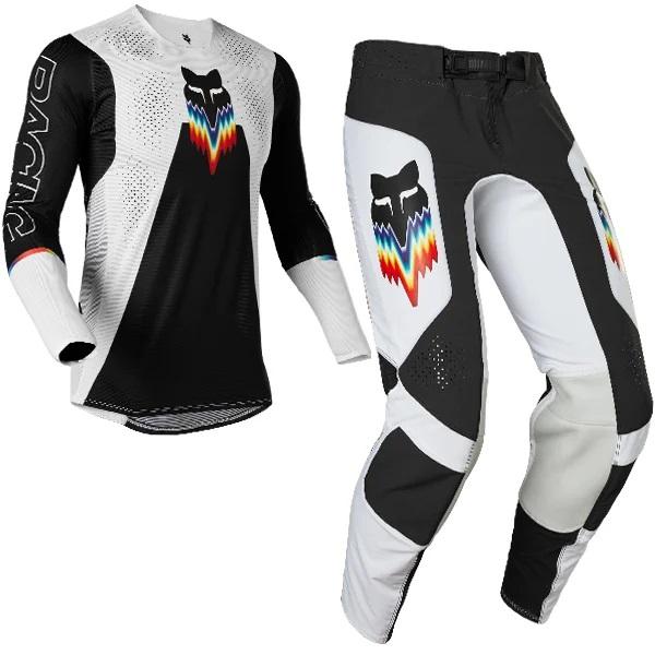 2022 Fox Racing Relm Kit Combo retro