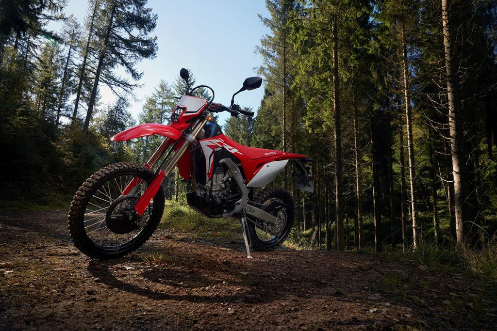 2022 New honda Off-road Bikes