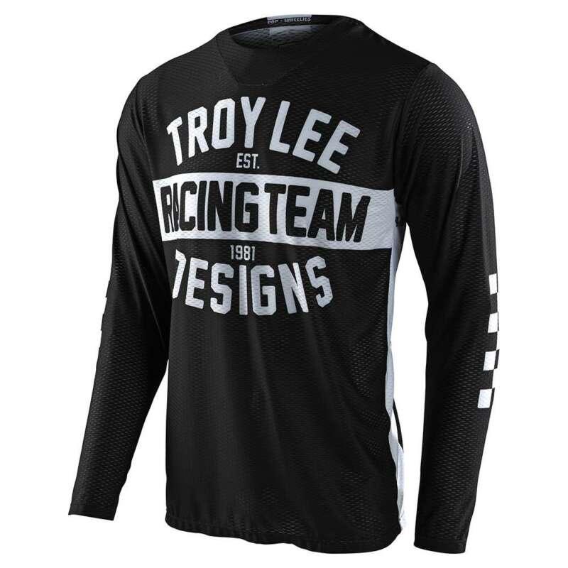 Troy Lee Designs Youth GP Jersey Team 81 Black