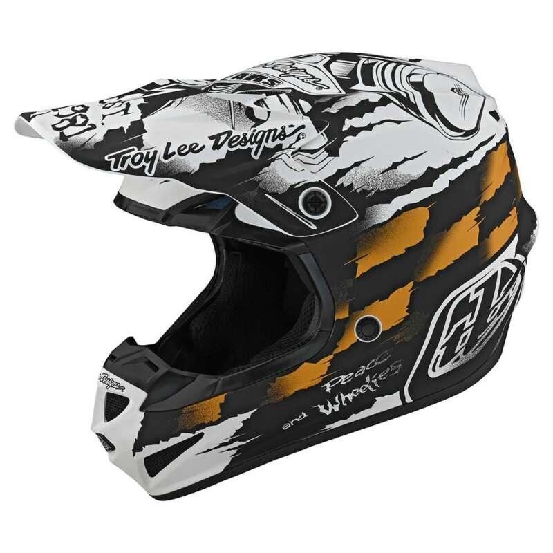 Troy Lee Designs 2022 MX Helmet