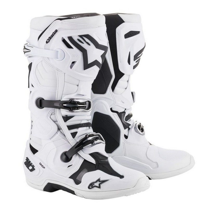 Alpinestars Tech 10 White