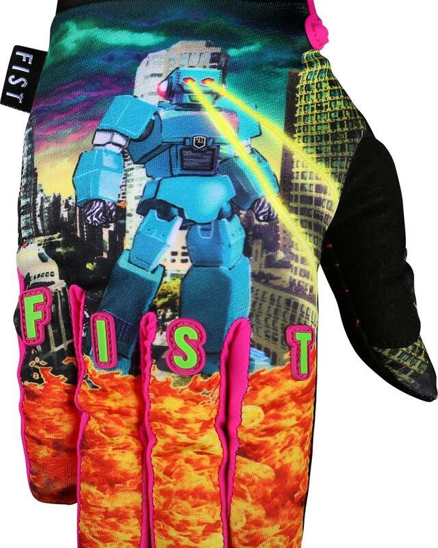 Fist Chapter 16 Gloves