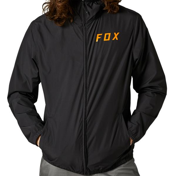 Fox Racing Casual Black Jacket