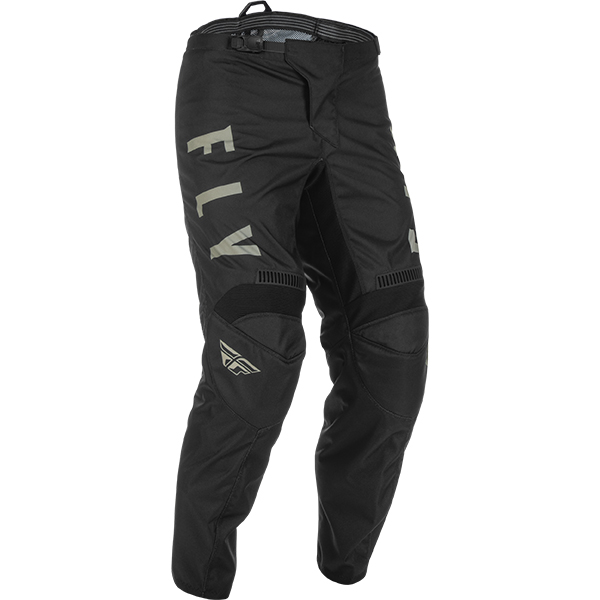 Fly Racing 2022 F16 Black Grey Pants