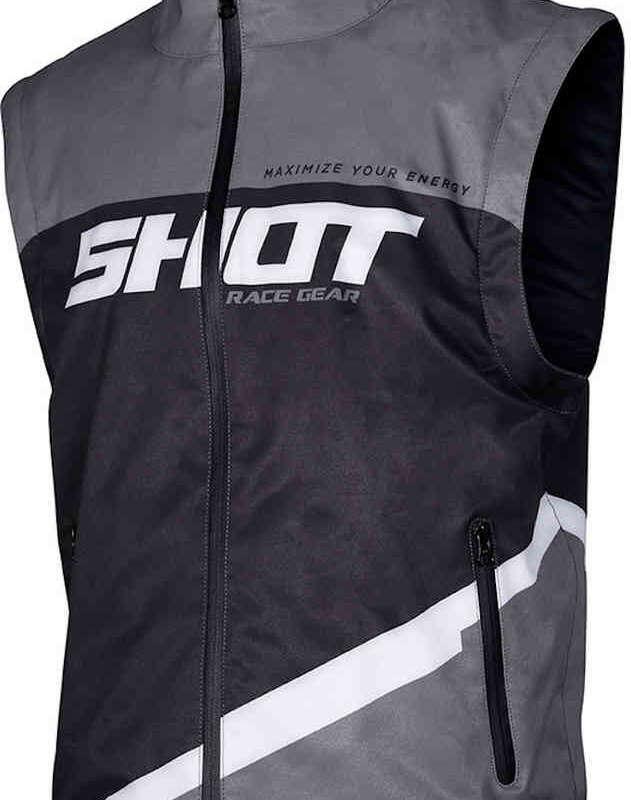 Shot Race Gear Bodywarmer Enduro
