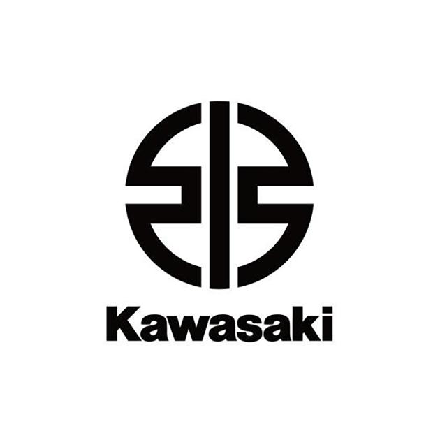 kawasaki new logo